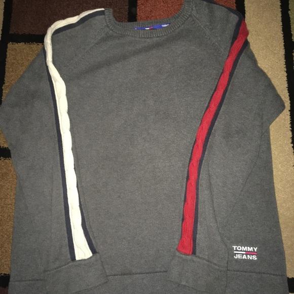 Tommy Hilfiger Other - Vintage Tommy jeans flag sleeve sweater